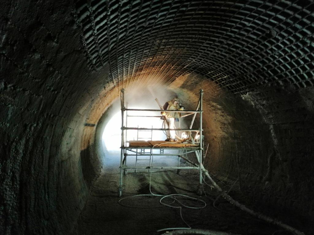 Rénovation béton - Pulvérisation