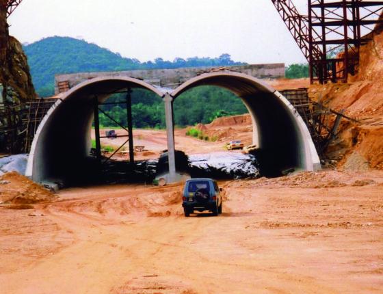 Multi-arches a Kuala Lumpur en Malaisie