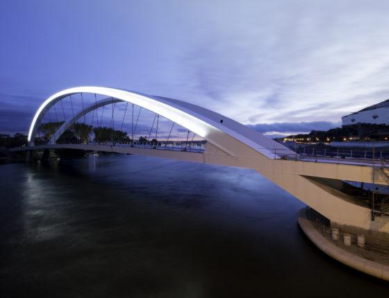 Pont Raymond Barre a Lyon