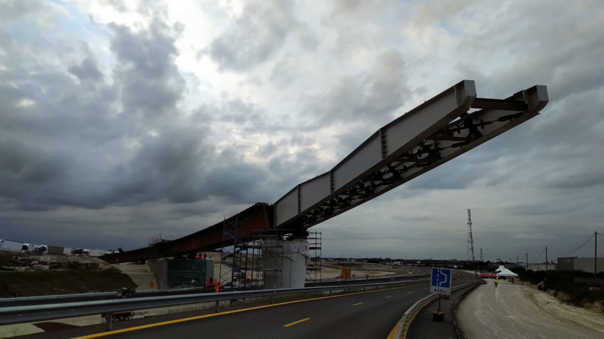 Pont Courbe Orléans